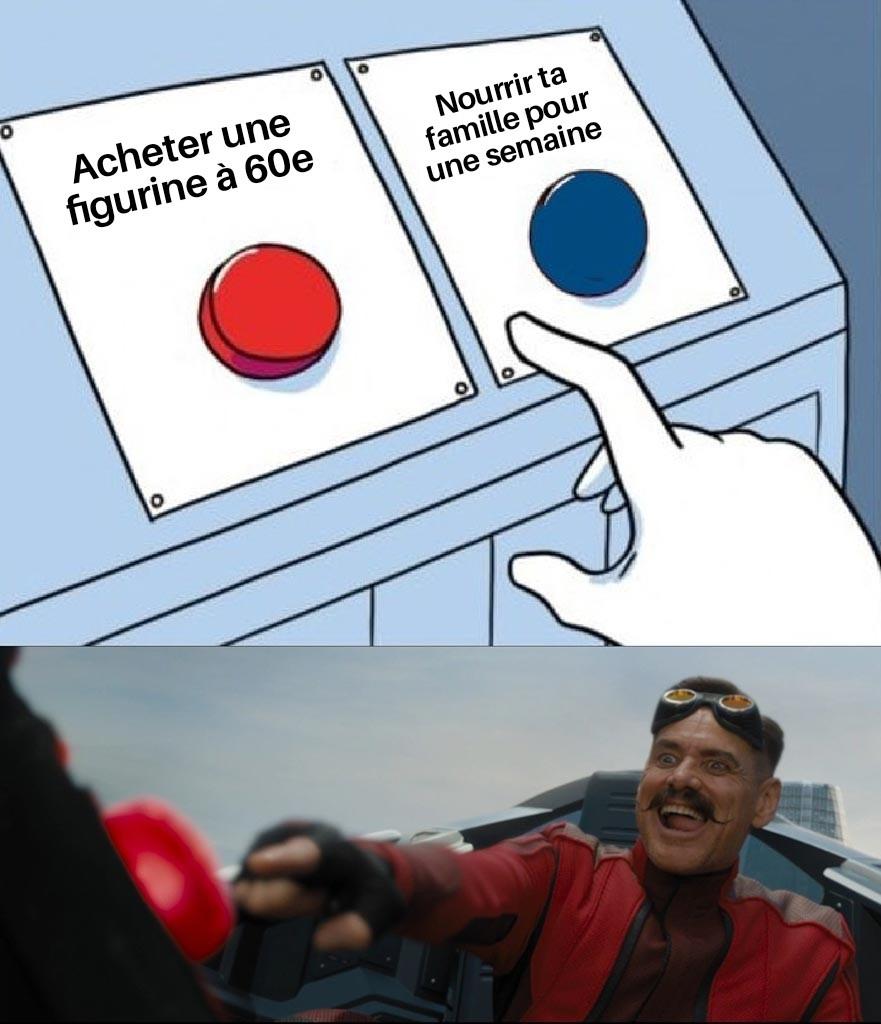 Pas d'gosses plus de cash - meme
