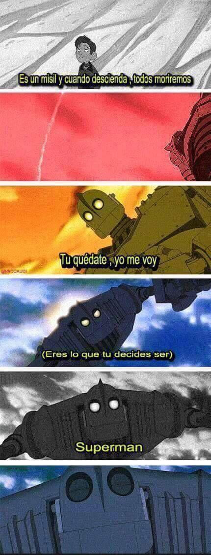 la escena más triste de mi infancia :'v - meme