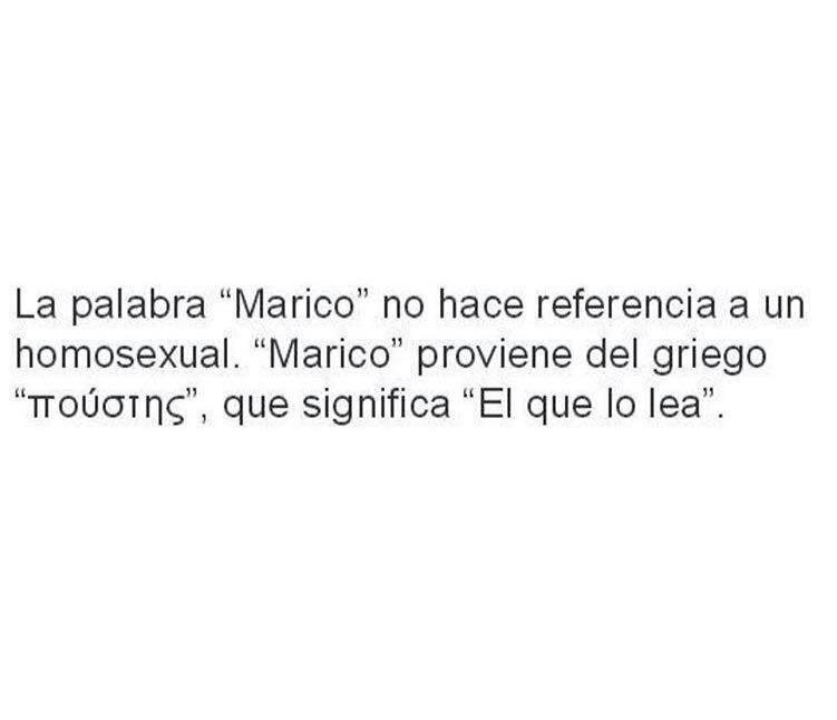 El Titulo es Marico >:v - meme