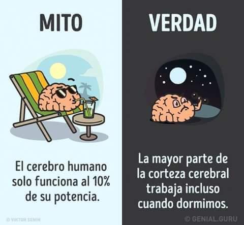 Mito verdad - meme