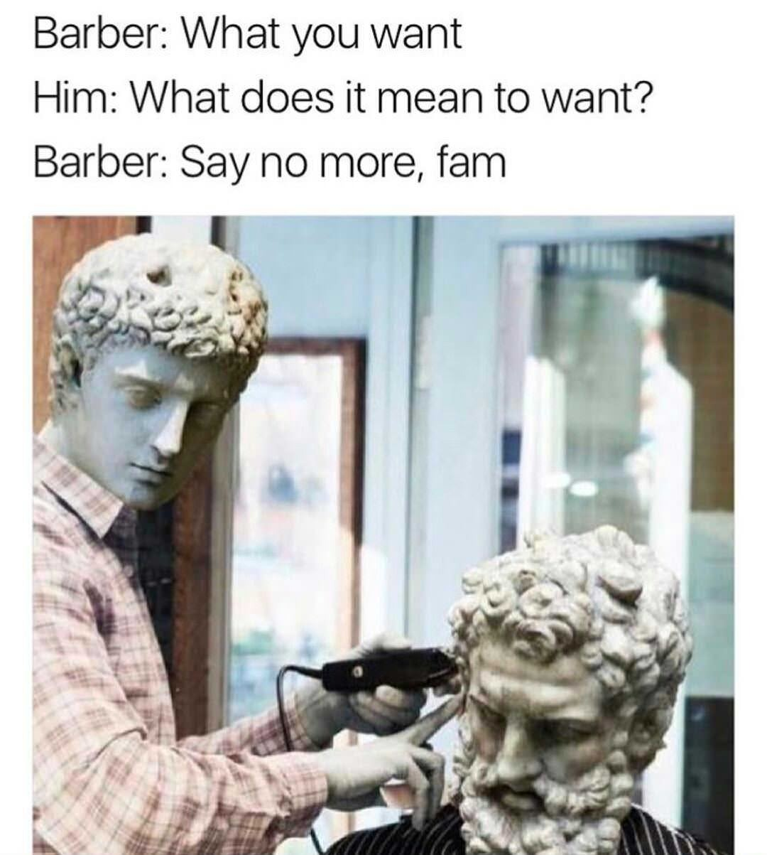 Greek philosophers - meme