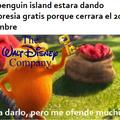 Disney en esos momentos