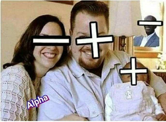 Blague de mathématicien - meme