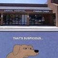 That's Suspicious...