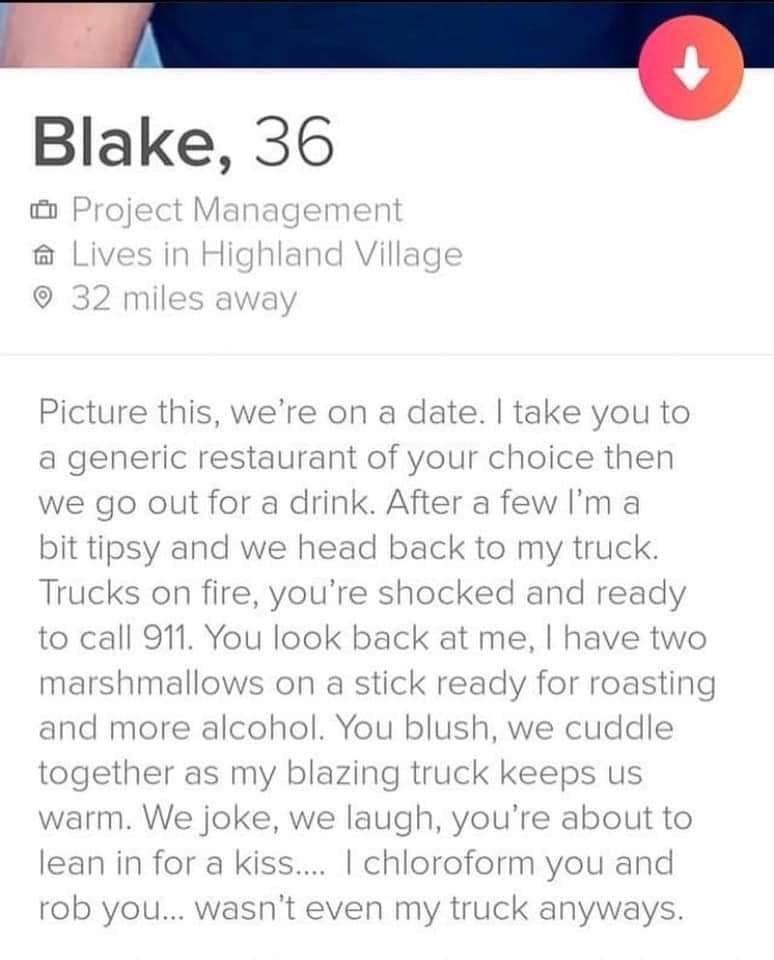 Blake - meme