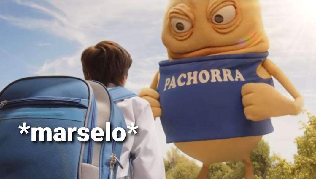 Pachorra > Marselo - meme