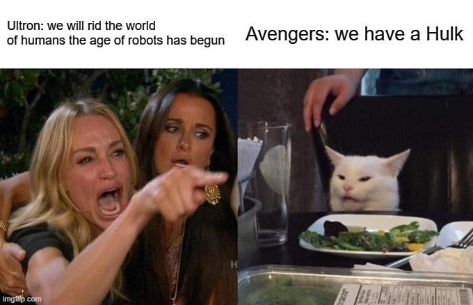 Avengers Assemble - meme