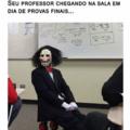 Meu professor de matemática