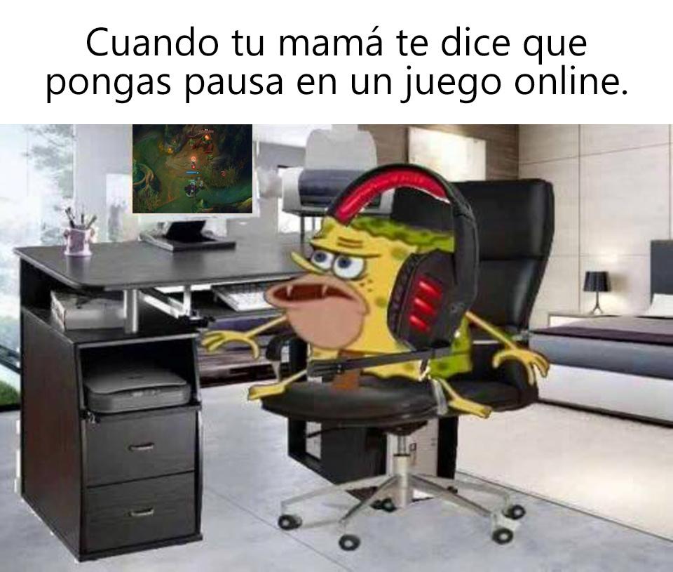 no se puedeeeeeee - meme