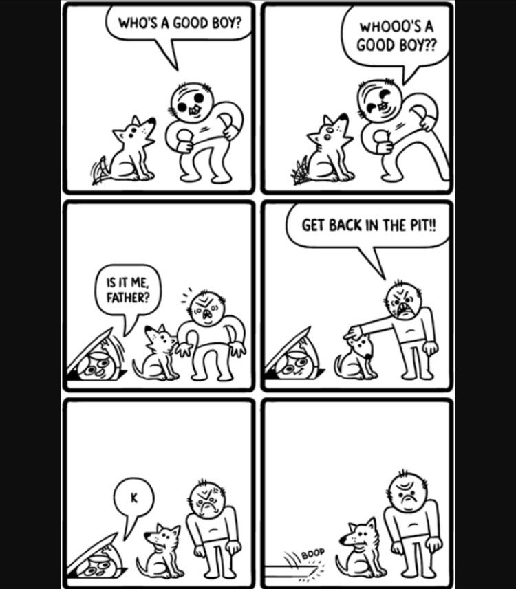 doggo good boi - meme