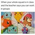 more Pokémon shit