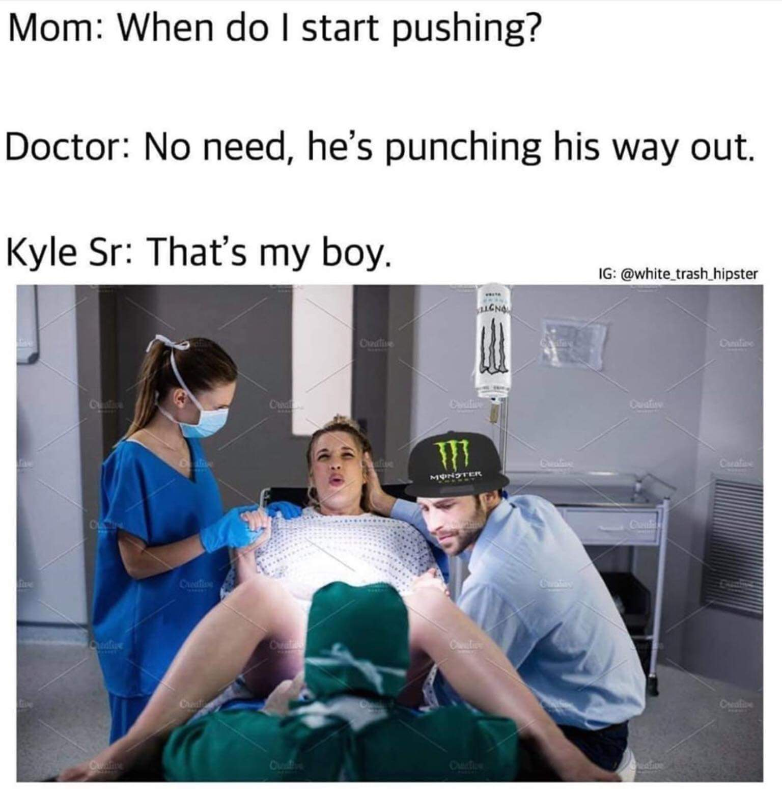 That's my boy kyle - meme