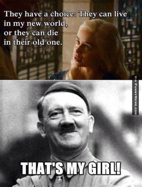 Hitler alert! - meme
