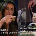 """Femme ,retourne d'où tu viens !""(humour)<( ̄︶ ̄)>"