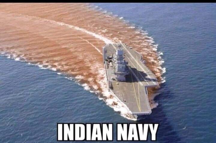 indian navy - meme