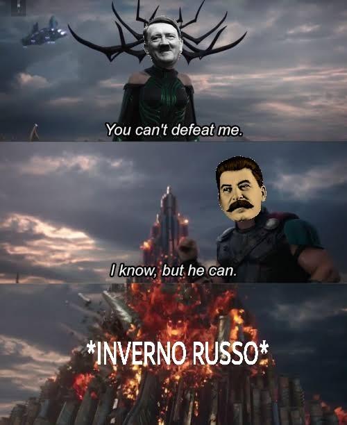 Sim eu misturei inglês e português em um mesmo meme