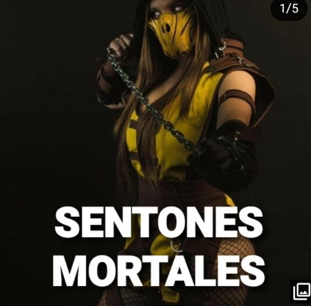 SENTONES MORTALES - meme