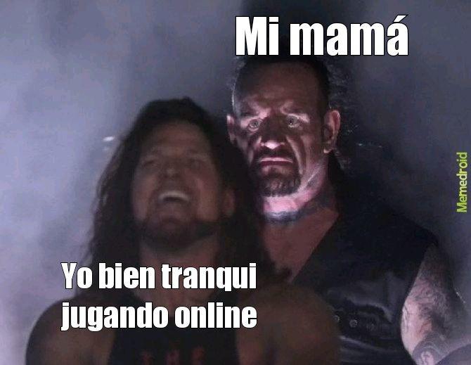 Chale si pasa :( - meme