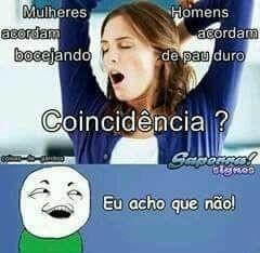 coincidência? - meme