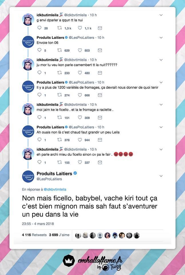 Les meilleurs CM Les Produits Laitiers ! - meme