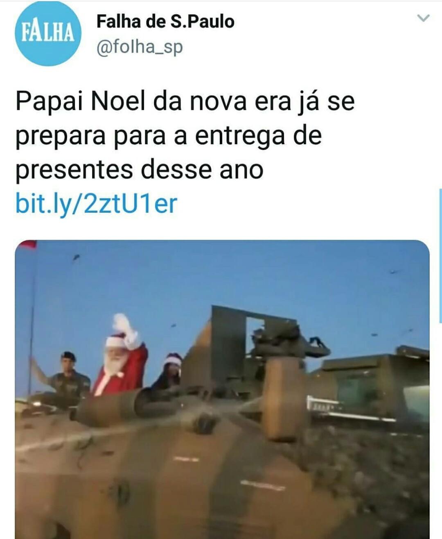 É um tanque de guerra - meme