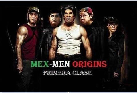 MexMen - meme