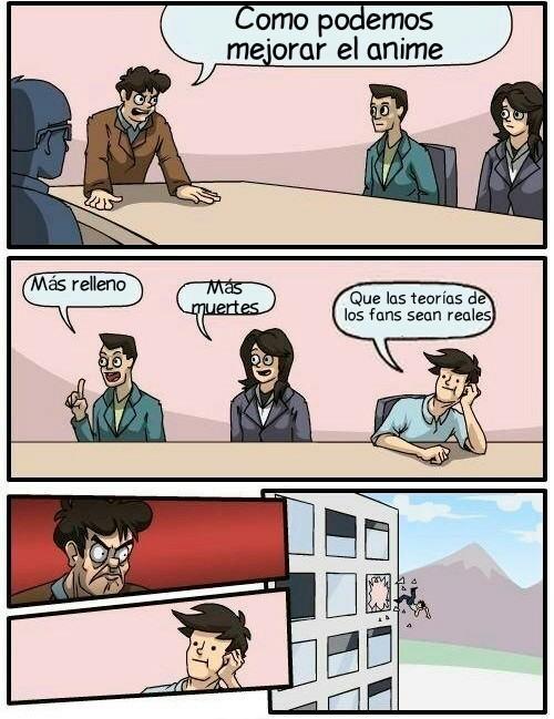 Solo los Otakus entenderán xD - meme
