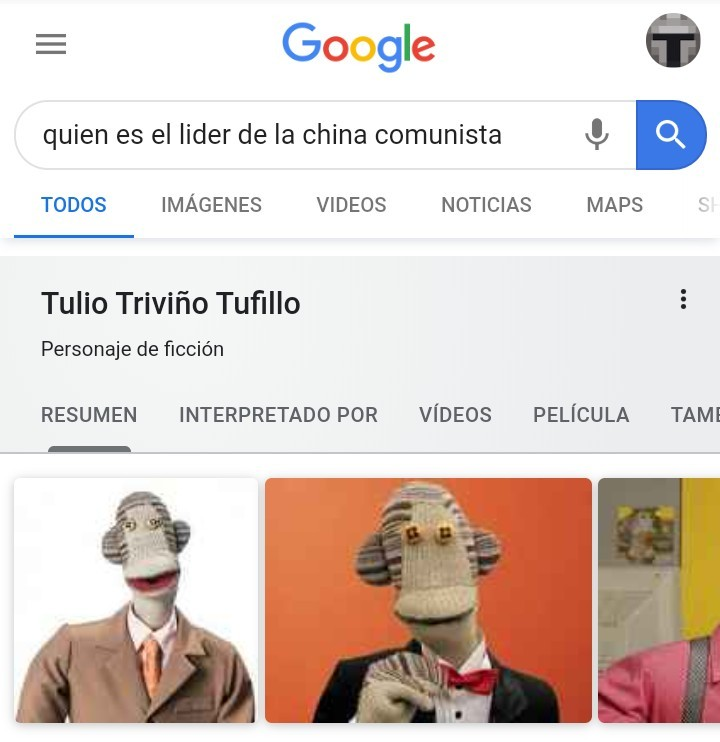 Tulio comunista, Tulio comunista - meme