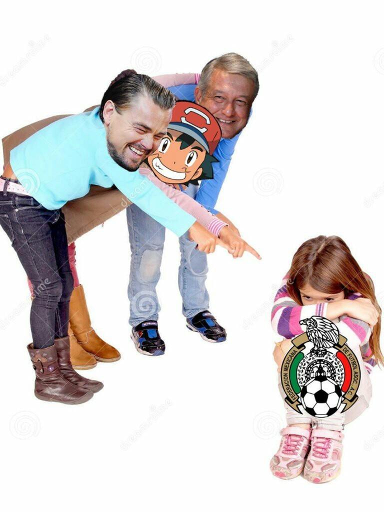 Pinche mexico puto - meme