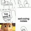 Toy story sad