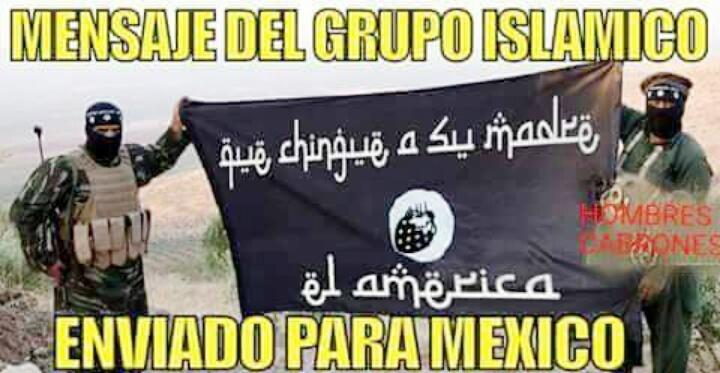 ISIS sabe....... - meme