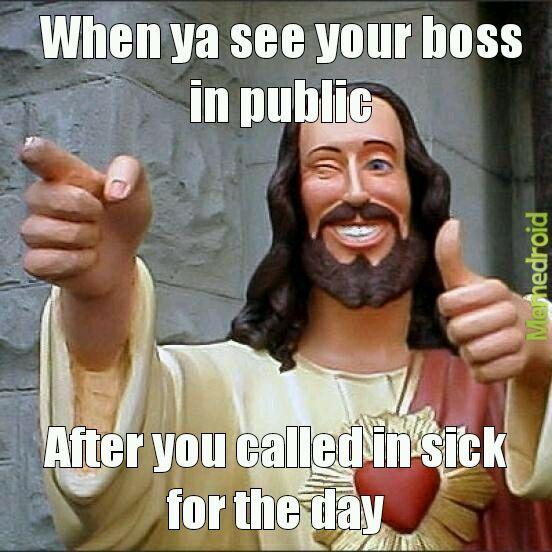 Jesus loves me at least :D - meme