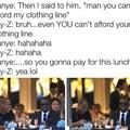 Kanye to Kanye for Kanye