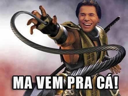 SILVIO MITO - meme