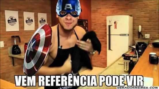 Fábrica de referência - meme
