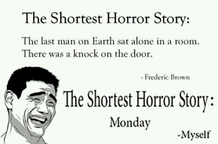 Horror story - meme