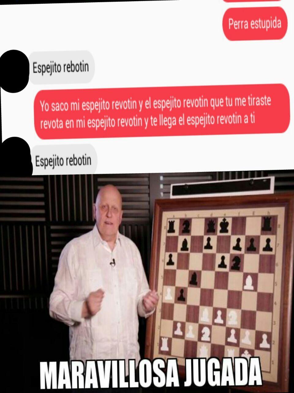 Jugada buena :v - meme