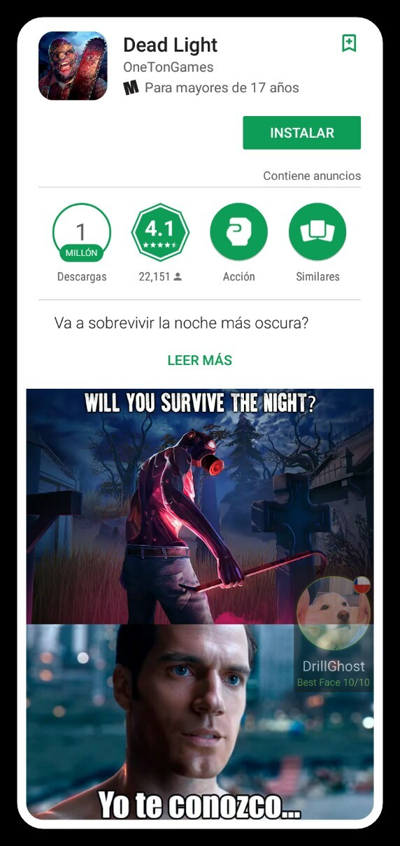 Dead by Daylight <3 - meme