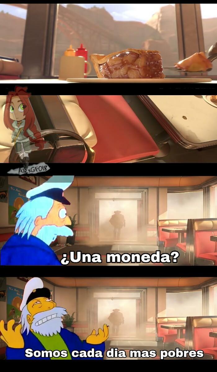 El overwacho - meme