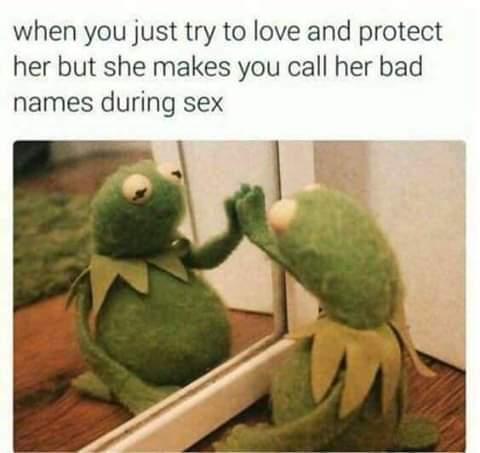Y she like dis? - meme
