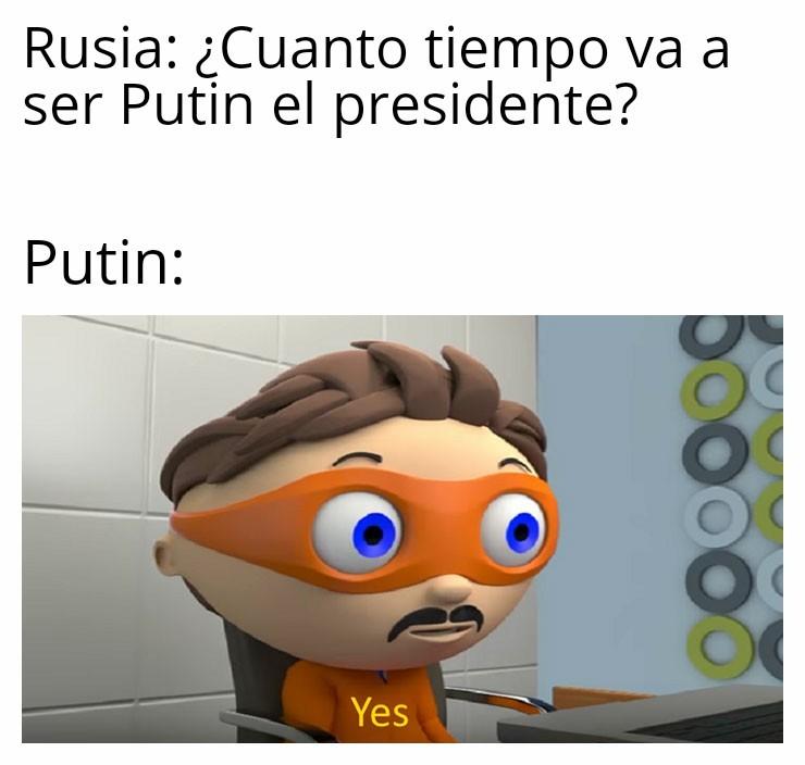 muerete putin - meme