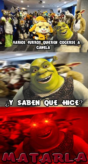 Good Eding: Canela Vive Y Los Furros Son Los Asesinados - meme