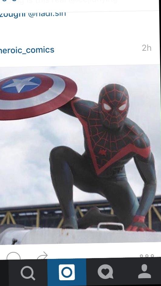 e se o homem aranha fosse assim ? - meme