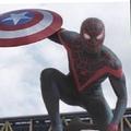 e se o homem aranha fosse assim ?
