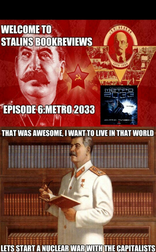 Stalin plz - meme