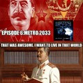 Stalin plz