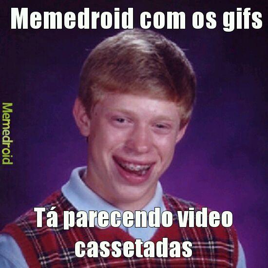 Video cassetadas - meme