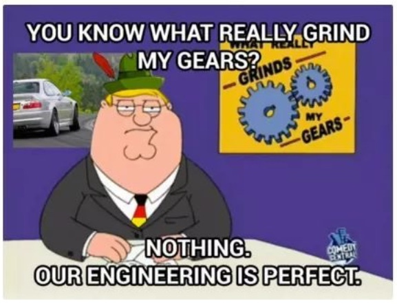 we engineer great camps - meme