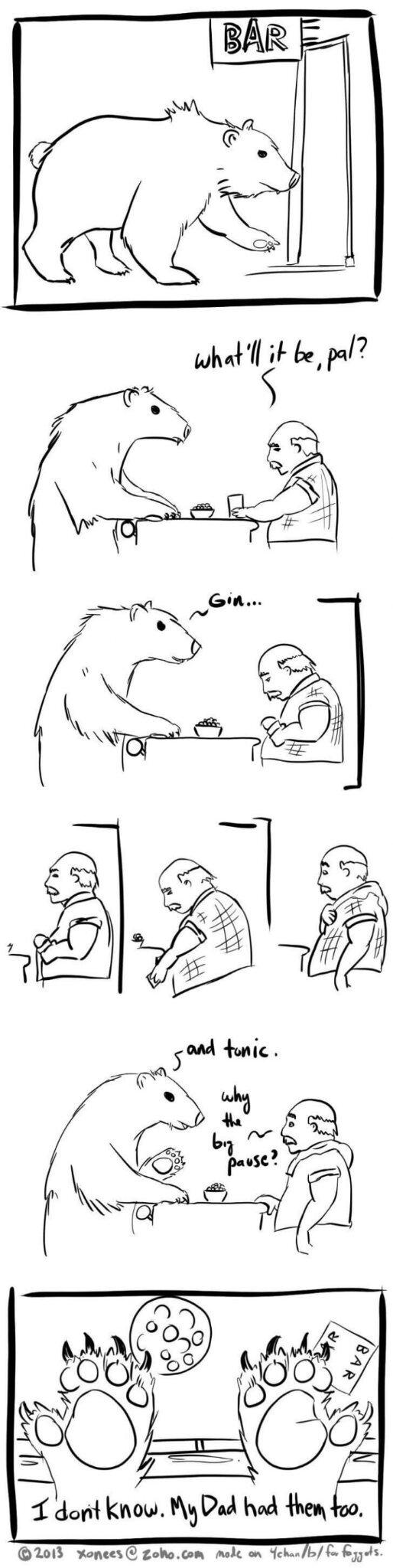 Why the big dick? - meme