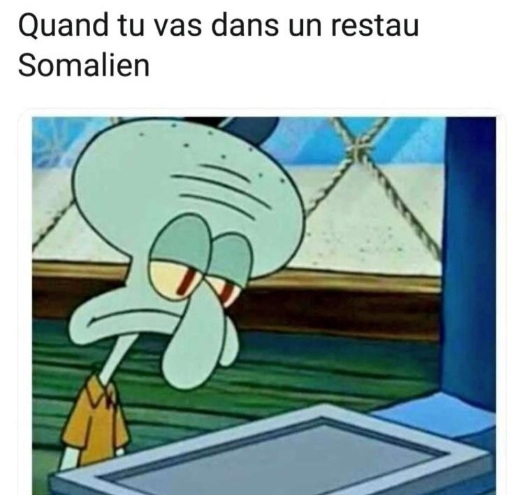 Somalie... - meme